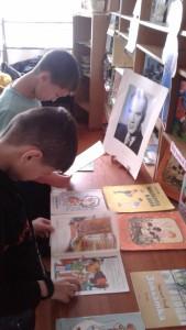 Книжняя выставка Николай Носов