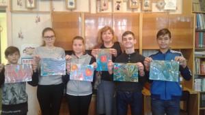 Мастер-класс рисуем красками Эбро (3)